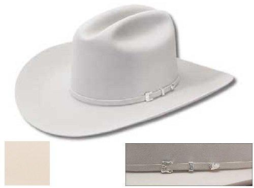 c0d0612118b American Hat Company 30X Quality Felt Self Buckle Buckskin Cowboy ...