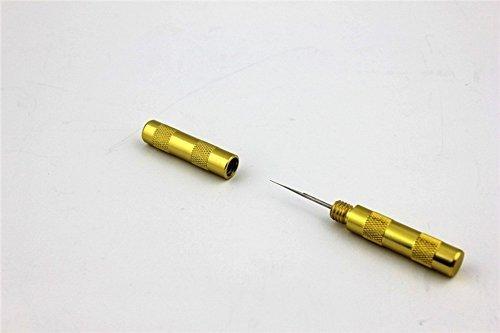 ABEST Alésoir réparation outil Nettoyage buse aiguille pistolets aérographe laver nouvelle AB-R1