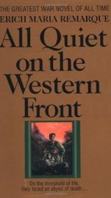 Cover of All Quiet on the Western Front