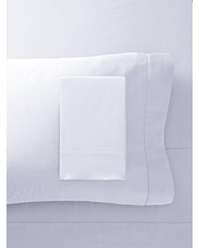 Nancy Koltes Vanity Sheet Set  [White]