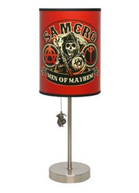 Sons Of Anarchy Lamp 2