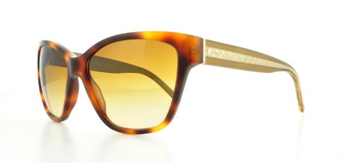 Burberry  Burberry BE4109 HAVANA 3284/2L Sunglasses