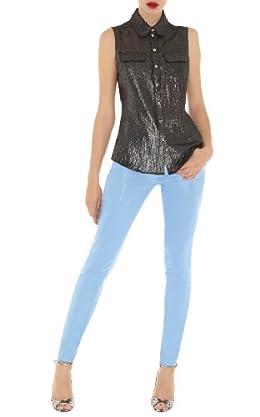 Pastel Coated Jean