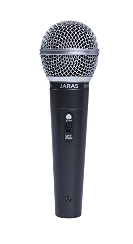 Jaras® Professional Moving Coil Dynamic Handheld Vocal/Instrument/Karaoke Microphone with 13 Foot Cord (Direct Microphone compare prices)