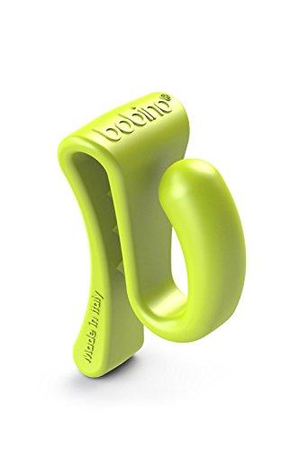 где купить Kikkerland Bobino Key Clip, Lime по лучшей цене