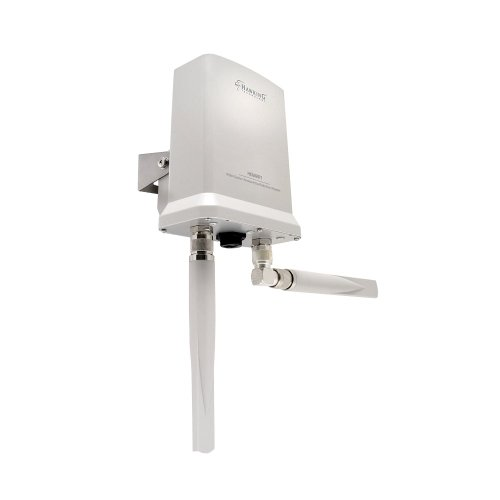Hawking Hi-Gain Outdoor Wireless-300N Dual Radio Smart Repeater