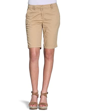 Tommy hilfiger women 39 s broken twill rome bermuda shorts 12 for Womens fishing shorts