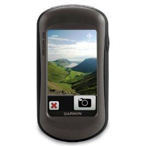 Garmin Oregon 550 Waterproof Hiking GPS
