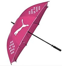 The Excellent Quality PP Single Canopy Umbrella Pink
