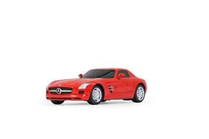 Jamara - 404105 - Maquette - Voiture - Mercedes Sls Amg - Rouge - 3 Pièces