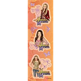 Hannah Montana Sticker Slim Pack 2
