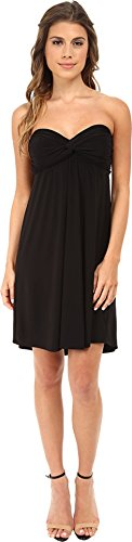 Tbags Los Angeles Womens Strapless Dress