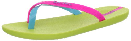 Ipanema Women's Neo Mix Thong Sandal,Yellow/Pink,6 M US