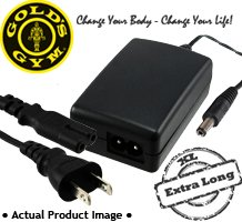 Gold's Gym Power Spin 290U Power Supply / AC Adapter