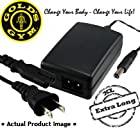 Gold's Gym Power Spin 210U Power Supply / AC Adapter
