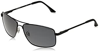 Polaroid P4135 Polarized Black Sunglasses