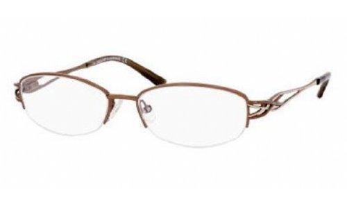 saks-fifth-avenue-montatura-occhiali-da-vista-246-0te7-brown-sand-52mm