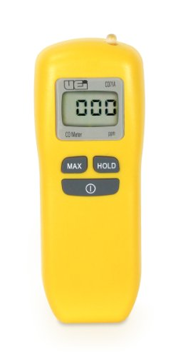 UEi Test Instruments CO71A Carbon Monoxide Detector