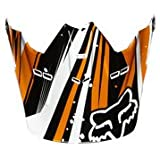 Fox Racing Replacement Visor for V1 Undertow Helmet