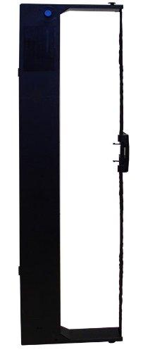 Ko-Rec-Type 6N586-0 Premium Compatible Printer and POS Ribbon for Texas Instruments TEX1A3066B01 Nylon (Black)