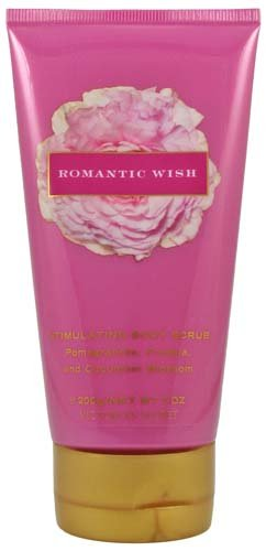 Victoria's Secret Garden Romantic Wish Stimulating Body Scrub 7 oz (200 g)