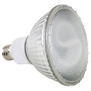 Compact Fluorescent Floodlight Par30 Cfl Light Bulb 15 Watts Full Spectrum 50 Flood