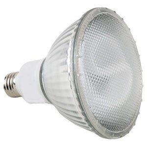 compact fluorescent floodlight par30 cfl light bulb 15. Black Bedroom Furniture Sets. Home Design Ideas