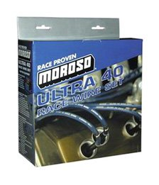 moroso-73800-ultra-40-race-spark-plug-wire-set