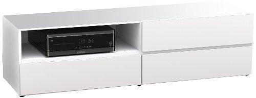 Nexera 223103 Blvd TV Stand, 60-Inch, White image B009A2MAKM.jpg