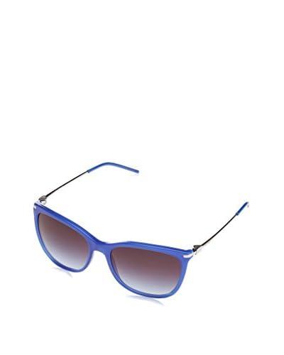 EMPORIO ARMANI Sonnenbrille Mod.4051 50178G 56 (56 mm) blau