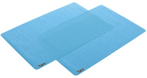 ZoLi MATTIES Silicone Place Mats (2-pack) - 1