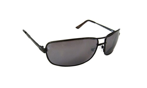 005392e4d2 Dr. Dean Edell Fashion Sunlight Readers Metal Base Bifocal Metal Pilot  w Flash Mirror DK. In Gunmetal