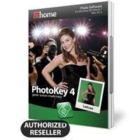 FXhome Ltd Photokey 4 Automatic Green Screen Removal Software for Photographers using Mac and Windows
