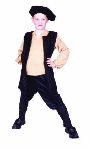 RG Co (Renaissance Boy Vest Costume)