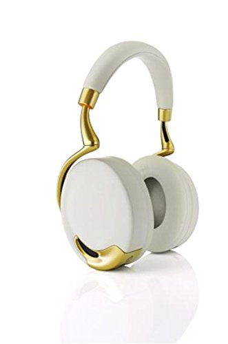 Parrot Zik Wireless Noise Cancelling HEADPHONES with Touch Control - Yellow Gold