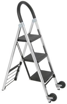 Dual Function Hand Truck  &  Step Ladder