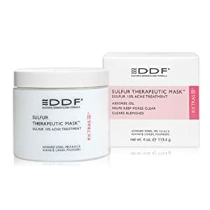 DDF Sulfur Therapeutic Mask 4 oz (118 g)