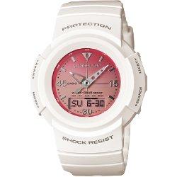 CASIO CASIO watch [g-shock mini] GMN-50-7B5JR WT/PK