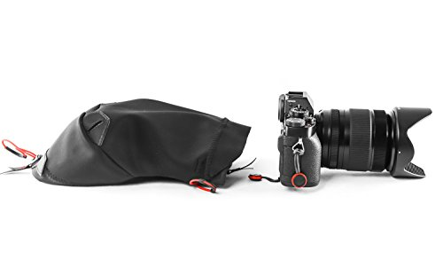 Peak Design-Small. protezione dagli agenti atmosferici per fotocamera.