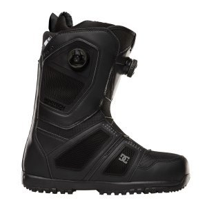 DC Men's Judge Snowboard Boot,Black,9 US/9 M US