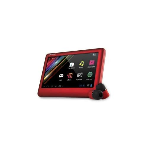Tablettes PC ENERGY SISTEM392506ROUGE4GO4.3\