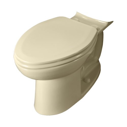 American Standard 3717C001.021 Cadet 3 Flowise Elongated Toilet Bowl Only In Bone front-933845