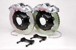 Brembo 1M2.8041A3 GT Big Brake Kit Front Slotted Pontiac G8 08-09
