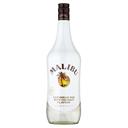 Malibu discount duty free Malibu Coconut Rum 100 cl