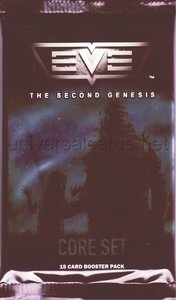 EVE Second (2nd) Genesis Collectible Card Game [CCG]: Booster Pack - 1