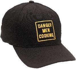 Danger Men Cooking Cap