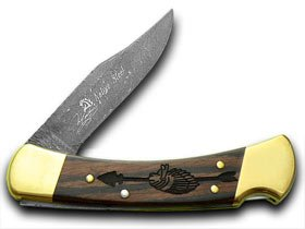 BUCK 110 Chief Arrowhead 1/400 Yellowhorse Pocket Knife Knives
