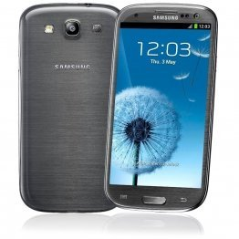 Samsung I8190 Galaxy SIII Mini S3 Factory Unlocked Android Smart Phone - Titanium Grey