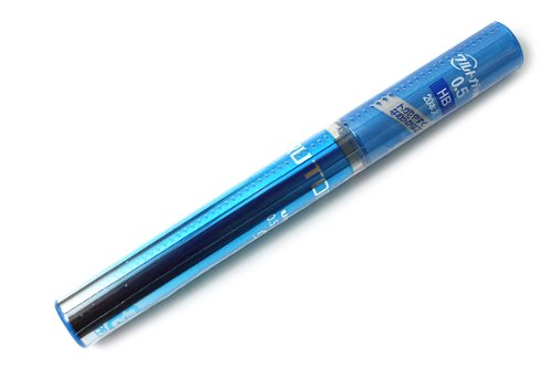 Uni Kurutoga Mechanical Pencil 0.5Mm Lead Refill, Blue Case, Hb (U05203Hb.33)