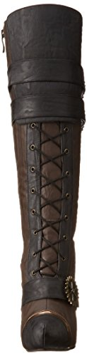 Ellie Shoes Women's 420 Quinley Slouch Boot 1